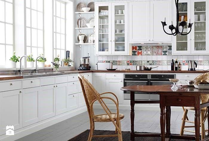 Kuchnia Biała Zdjęcie Od Casa Bianca Kuchnia Styl