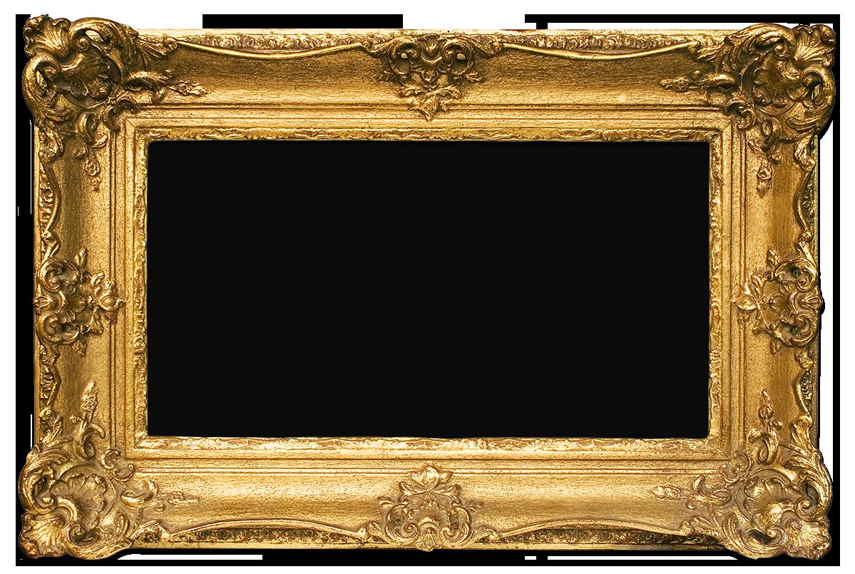 Gold Frame Png Gold Frame Png 1 199 805