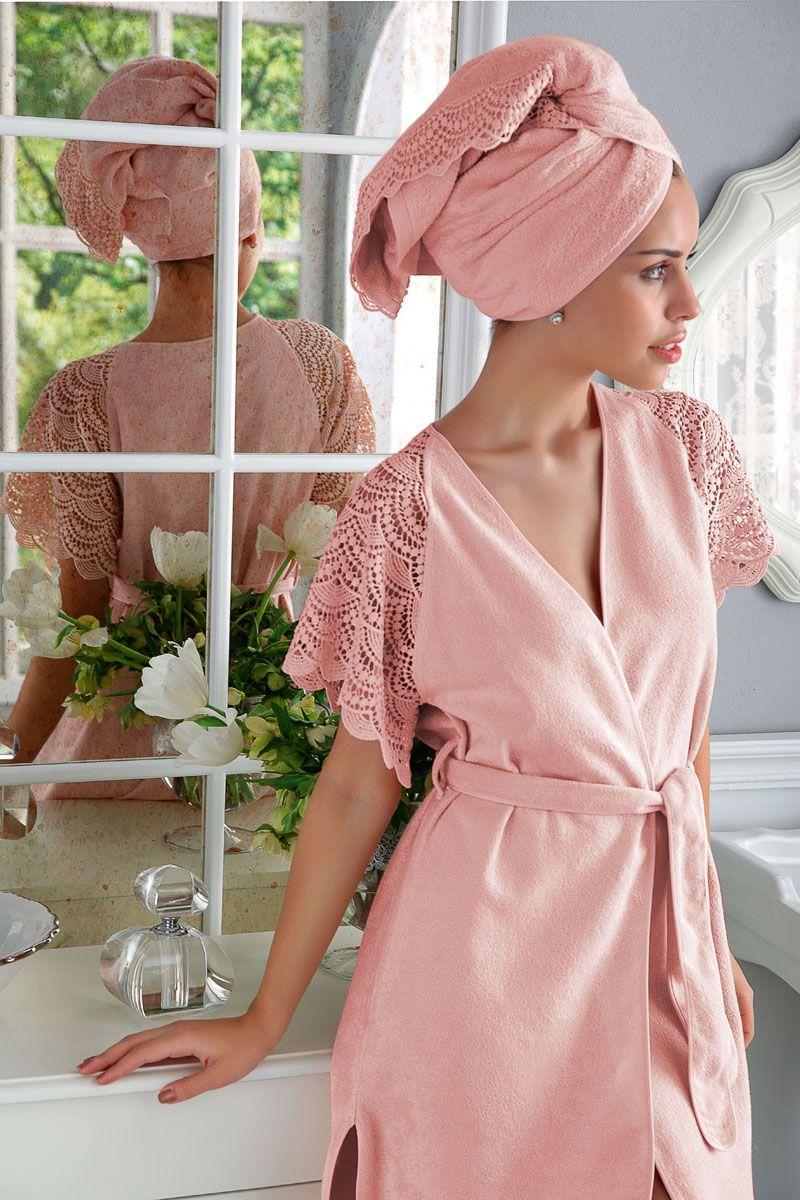 St. Tropez Bornoz Seti | Mode femme | Pinterest | Batas de baño ...