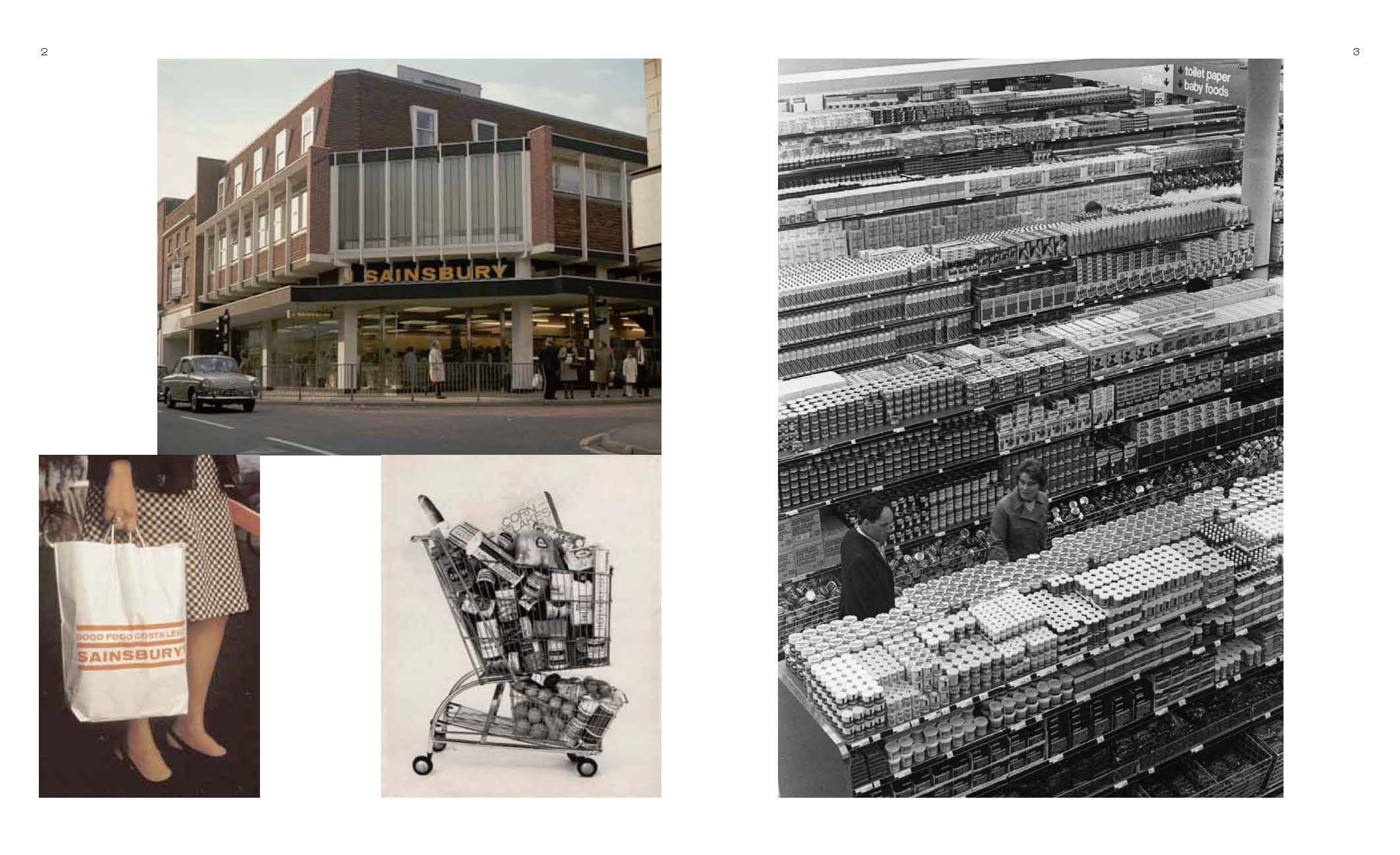 Pin On 1950s Supermarkets