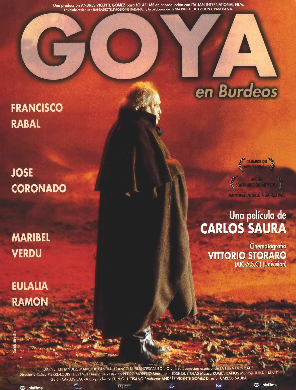 1999. Goya en Burdeos - tt0210717