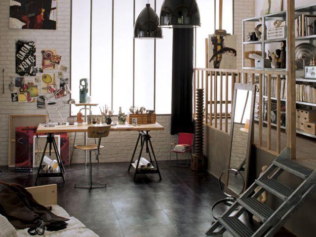 Bureau atelier leroy merlin craft room atelier studio studio