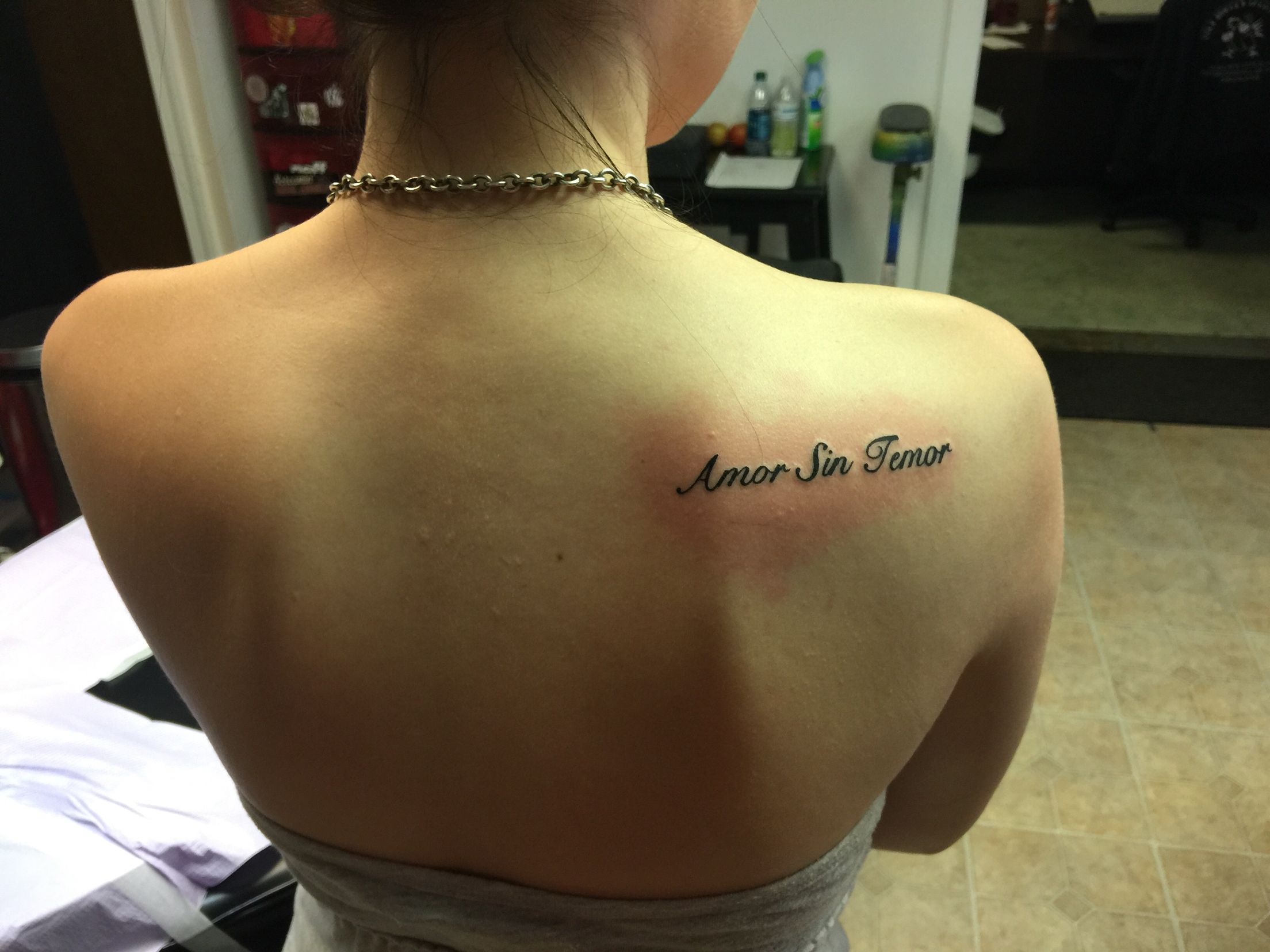 love without fear quotes