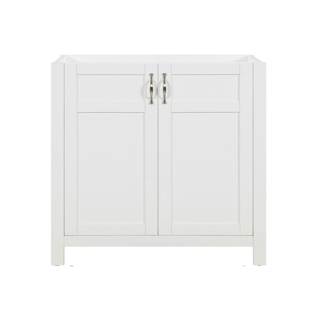 Home Decorators Collection 36 In W X 21 In D Rta Non Tool Single