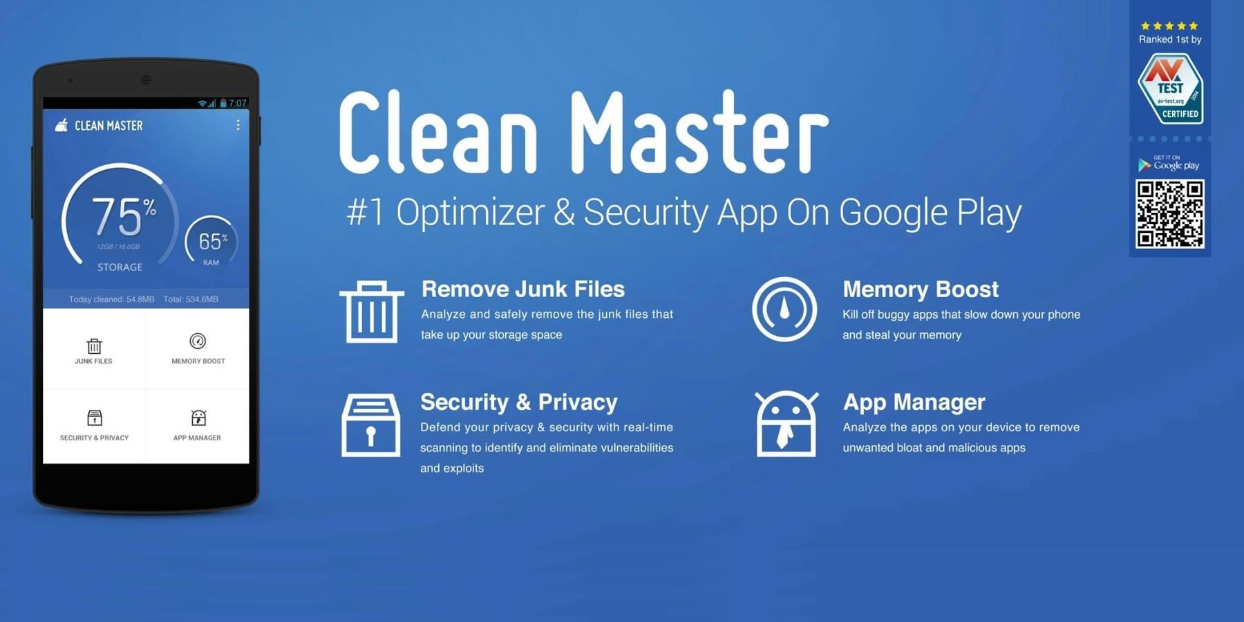5 Popular Android Junk File Cleaner Apps | Android