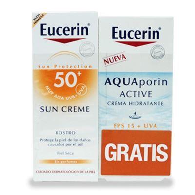 El Protector Solar Eucerin Spf 50 Crema Facial Protege La Piel