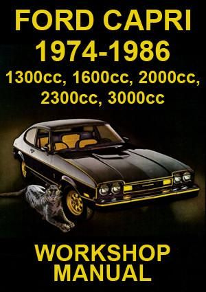 ford capri 1300 1600 2000 2300 2800 3000 1974 1986 workshop rh pinterest com 1972 Ford 3000 Diesel Tractor 1972 Ford 3000 Diesel Tractor