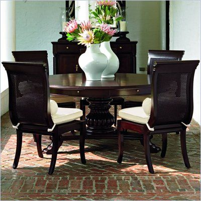 Barbados Sandy Lane Dining Table Represents British Colonial