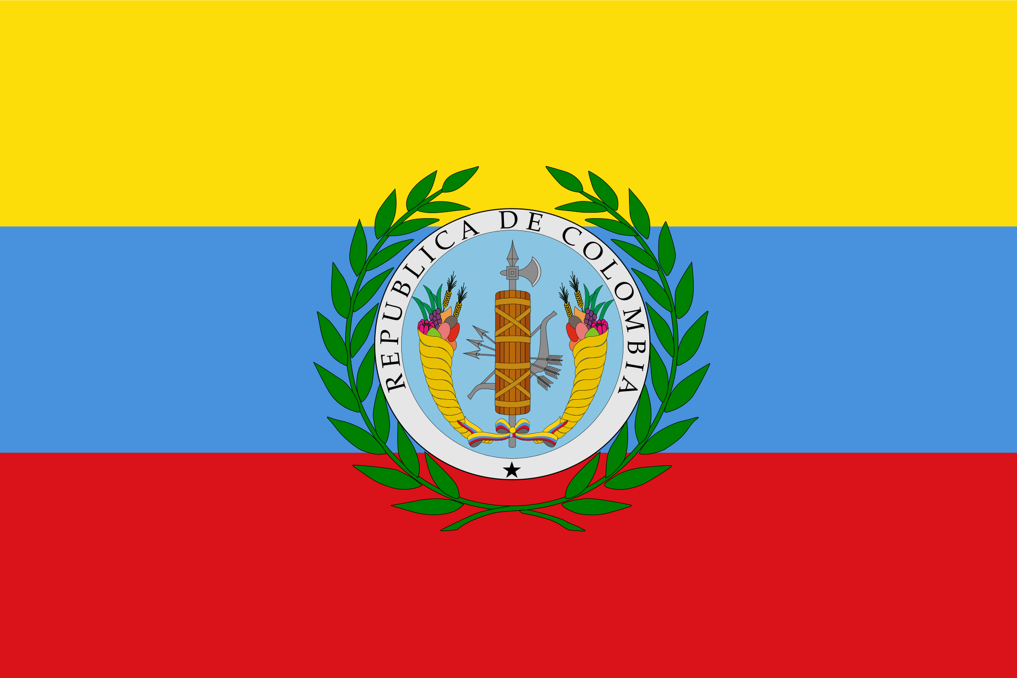 Gran Colombia Flags Pinterest Gran Colombia Colombian Flag