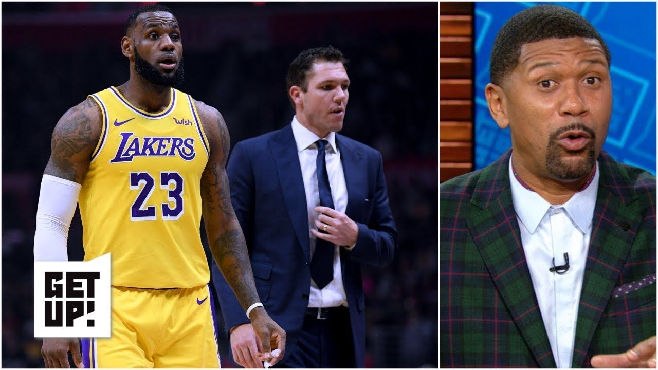 Could Brian Shaw Or Jason Kidd Be The Next Head Coach Of Lebron And The Lakers Get Up Jason Kidd Brian Shaw Basketball News