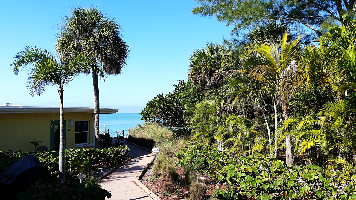 Vacation with some privacy at our secluded Inn on Manasota ...