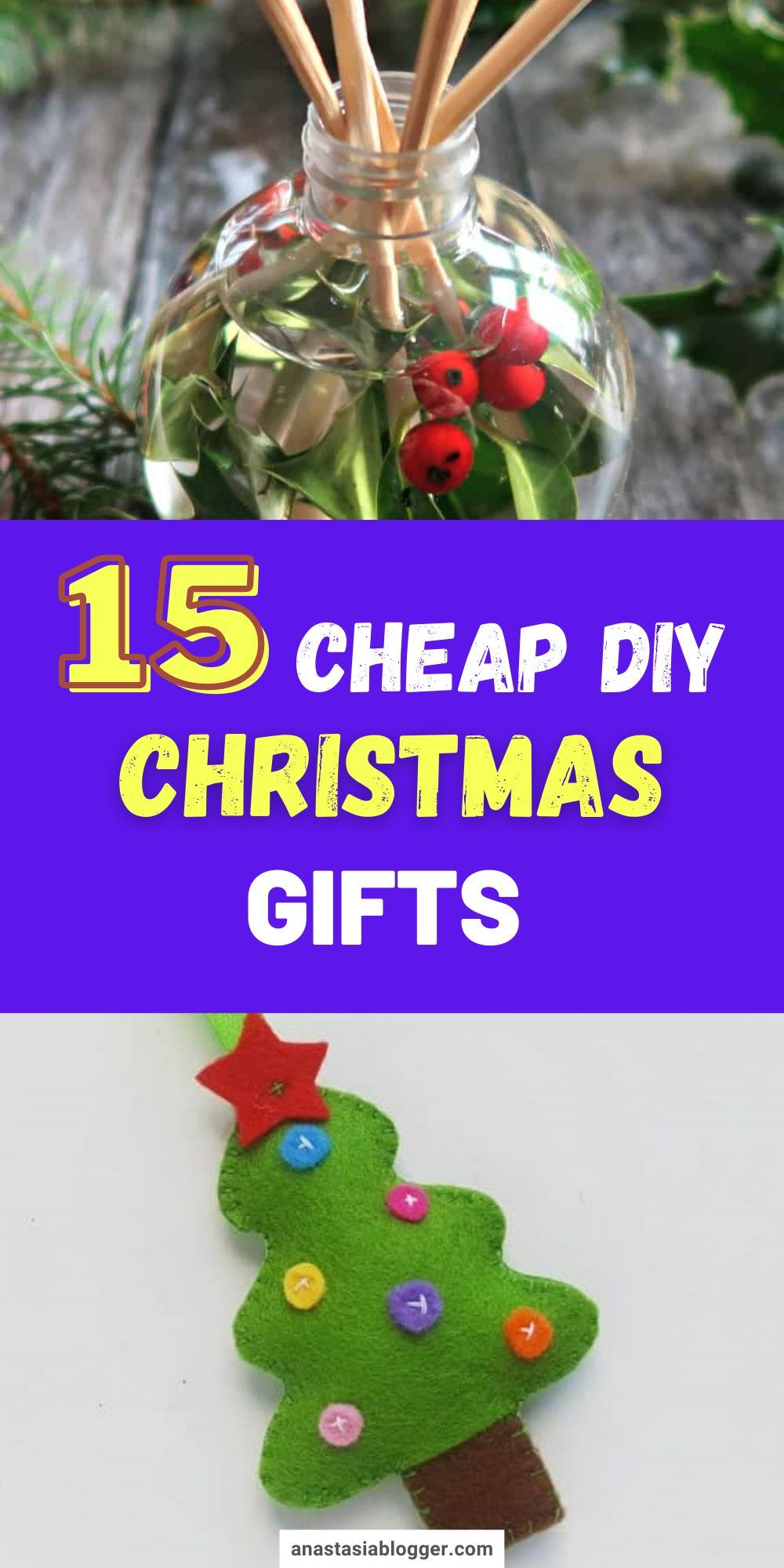 15 Cheap Diy Christmas Gift Ideas To Try This Year In 2020 Diy Christmas Gifts Cheap Christmas Diy Diy Christmas Gifts Cheap