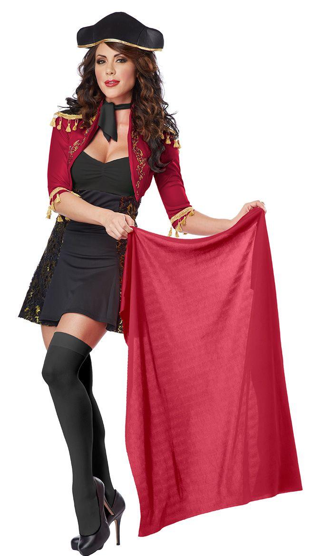 Plus Size Adult Matador Costume  sc 1 st  Pinterest & Plus Size Adult Matador Costume | Halloween Party | Pinterest ...