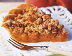 Dutch Apricot Pie | DianasDesserts.com
