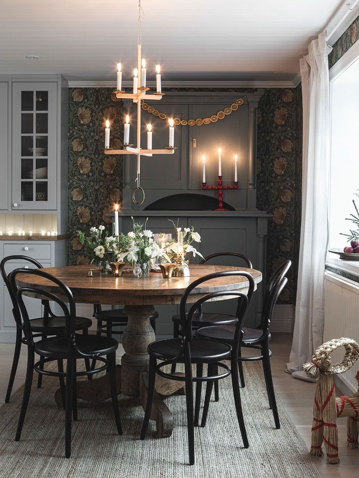Cozy Swedish cottages by Carina Olander