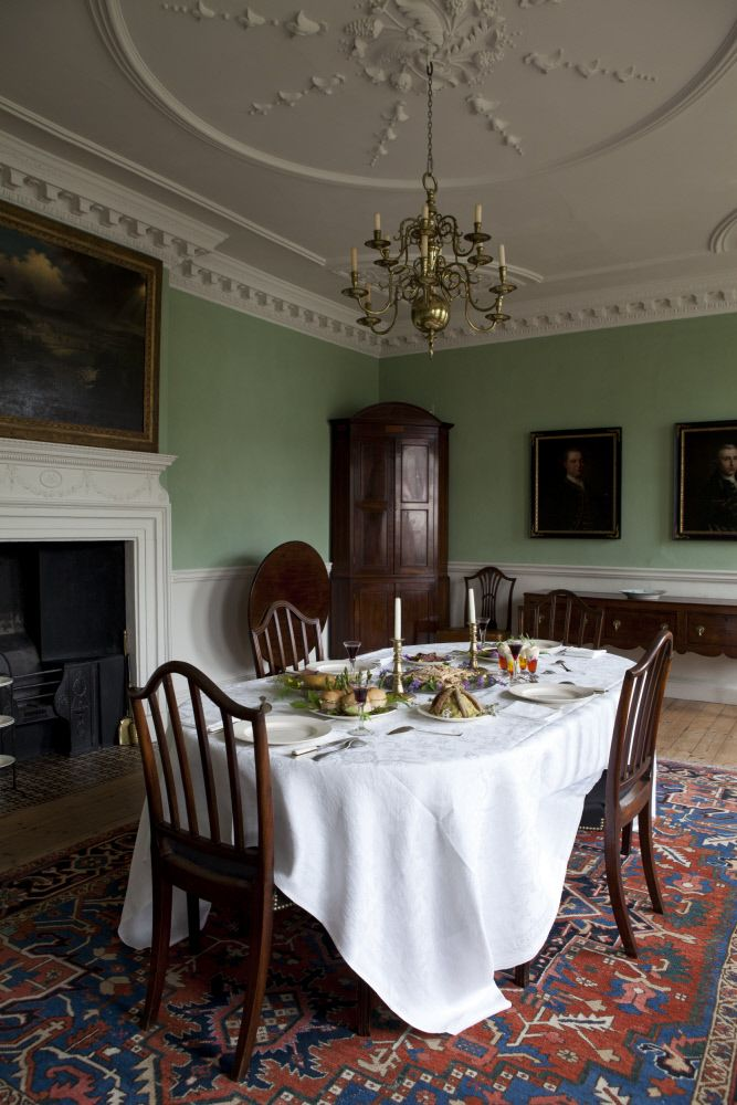 Fair seed time national trust room and house for National dining rooms