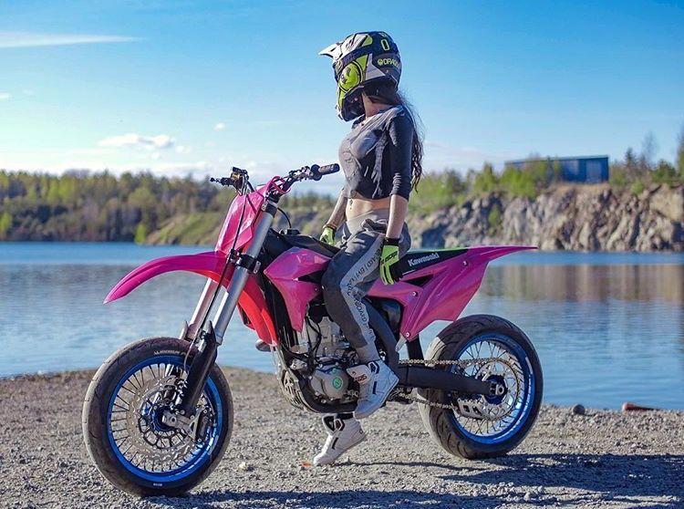 Single motorrad frauen