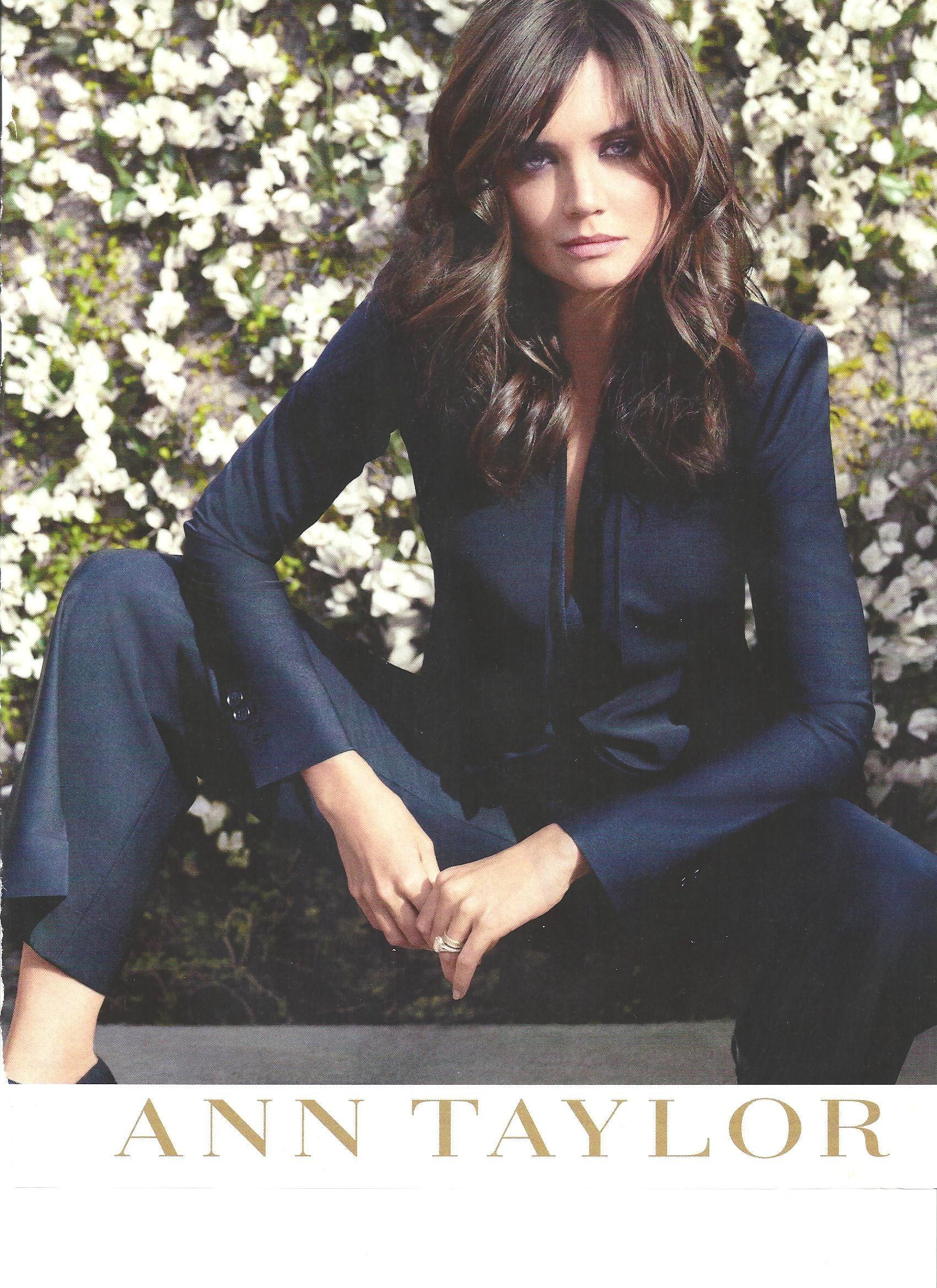 Katie holmes fashion campaigns pinterest katie holmes