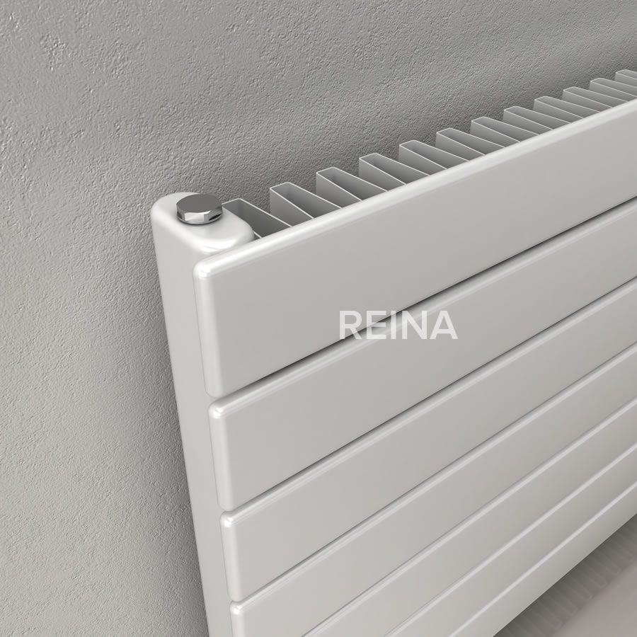 The Reina Flatco Type 11, Single panel, single convector