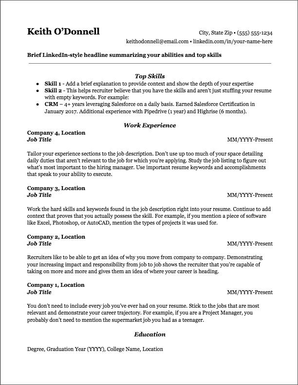 Student Resume Template Google Docs Cool and Elegant