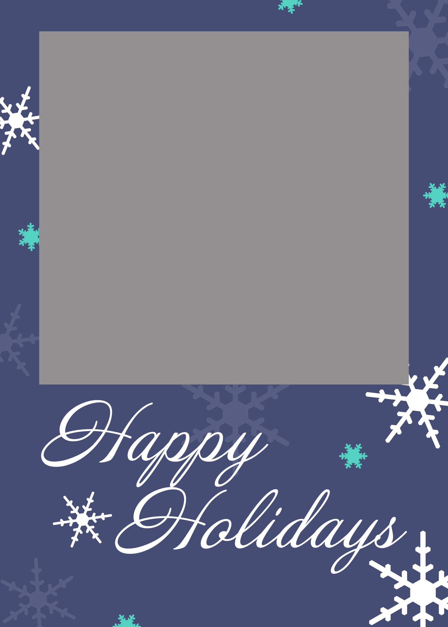 Free Printable Holiday Photo Card Plus Pixlr Video Tutorial Blo Free Printable Photo Cards Free Holiday Photo Card Templates Holiday Photo Cards Template