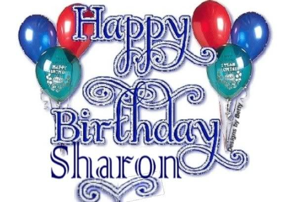 Happy Birthday Sharon Happy Birthday Hd Happy Birthday Sharon