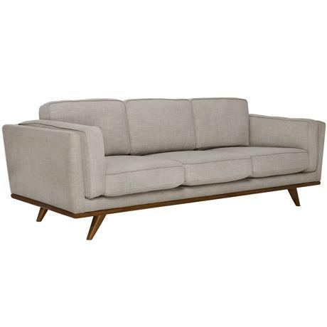 Dahlia 3 Seat Sofa Austria Shell   HOUSE   Fabric sofa ...