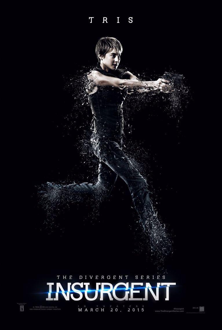 Tris ~ Shailene Woodley ~ Insurgent