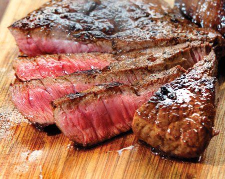 recipe: venison steak marinade [25]