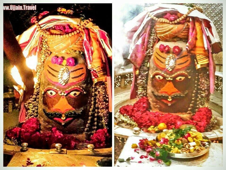 Today, Mar. 01 pic of Bhasma Aarti of Lord Mahakaleshwar Ujjain.  Visit Ujjain for #Simhasth during Apr. - May 2016