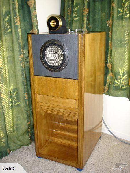 DIY back loaded horn Speakers D-58 ES Fostex FE208es | Audio