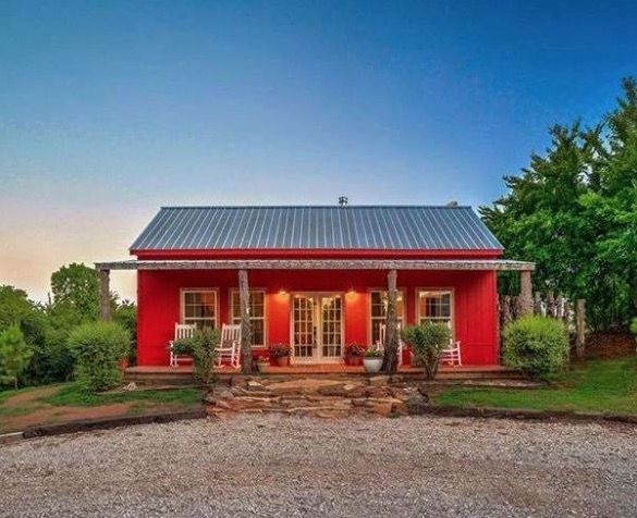 Family's Designs/Builds Small Home… Mortgage-free! #smallhomes
