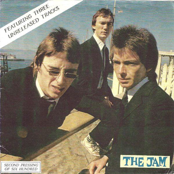 The Jam - England I Miss You Now / Uptight - Bulldog [Bootleg Label] - UK