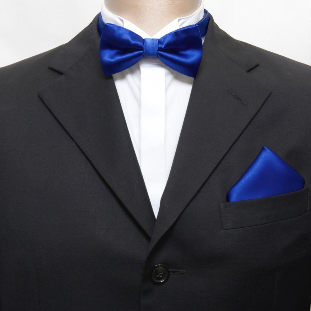 99e916117811 Dark Gray Suit and Blue Bow-tie! | For real wedding! in 2019 | Royal ...