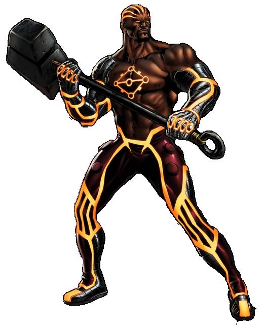 Luke Cage Has Nul Breaker Of Worlds 2015 Season 2 Chapter 7 Crest Of The Wave Black Comics Superhero Art Marvel Avengers Alliance