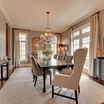Formal Dining Room Exquisite