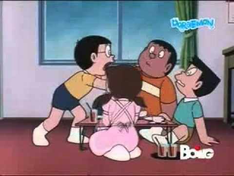 Doraemon stagione 3-(EDUCAZIONE ALIMENTARE)