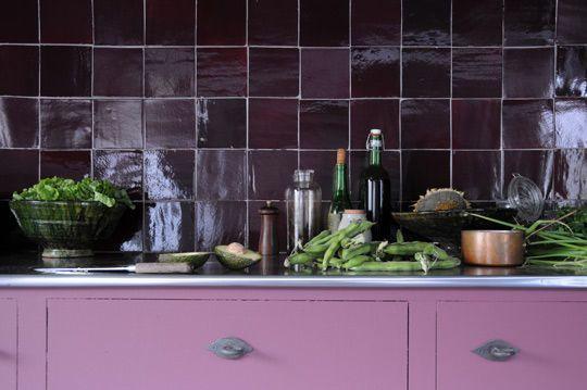 Carrelage cuisine, faience cuisine : les nouvelles tendances