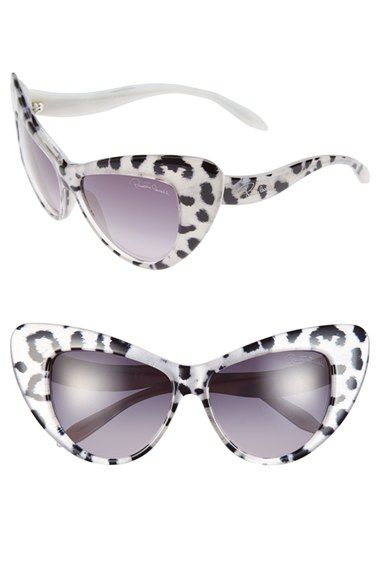 Roberto Cavalli 58mm Retro Sunglasses available at #Nordstrom  | ♦F&I♦