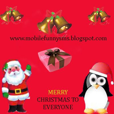 Mobile Funny Sms Christmas Sms