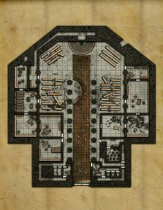 Temple of the Frog | Isle of Mist in 2019 | Fantasy map, Dungeon