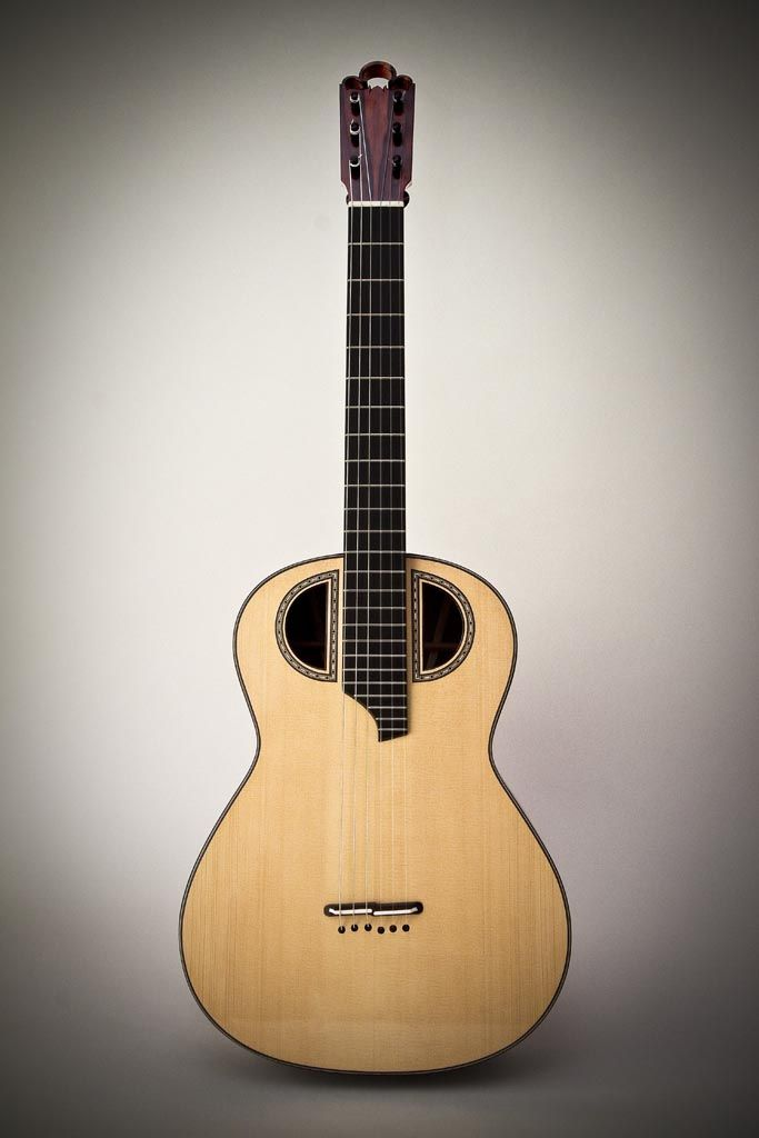 Experimental Classical Guitar Front View Acoustic Guitar Classical Guitar Classical Acoustic Guitar
