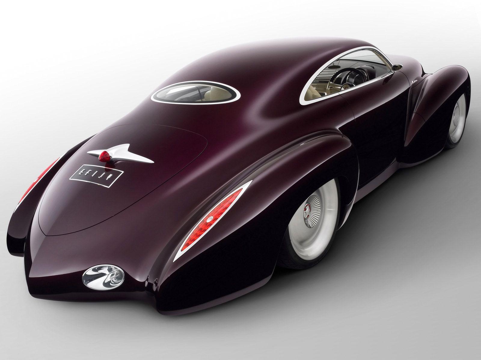 1953 FJ Holden Concept