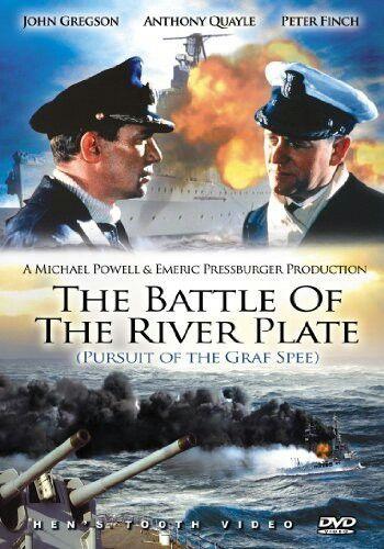 Battle Of The River Plate John Gregson Battle War Film