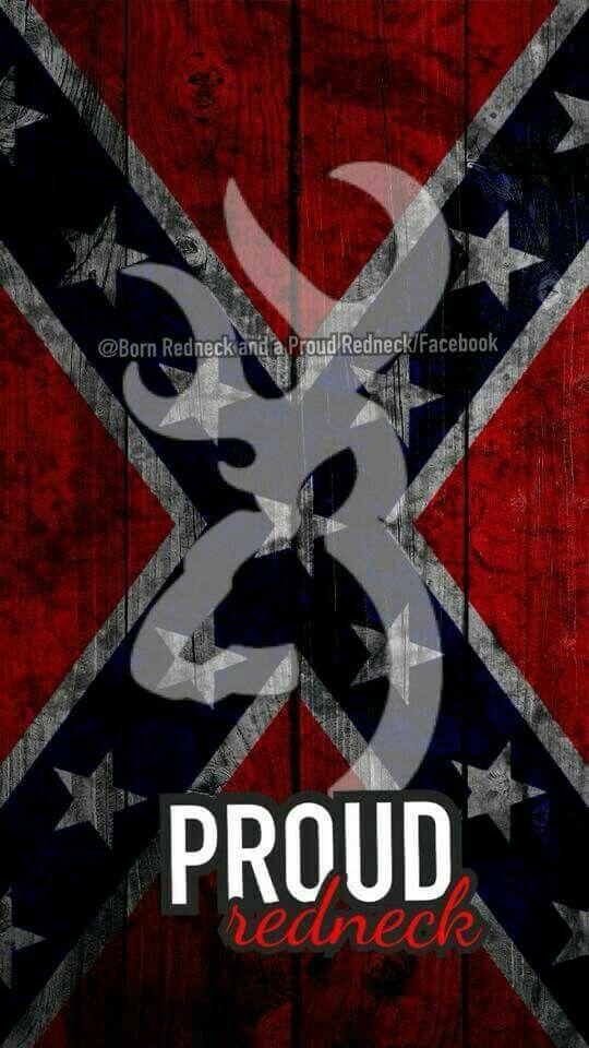 Proud redneck james pinterest flag background flag and wallpaper - Browning wallpaper ...