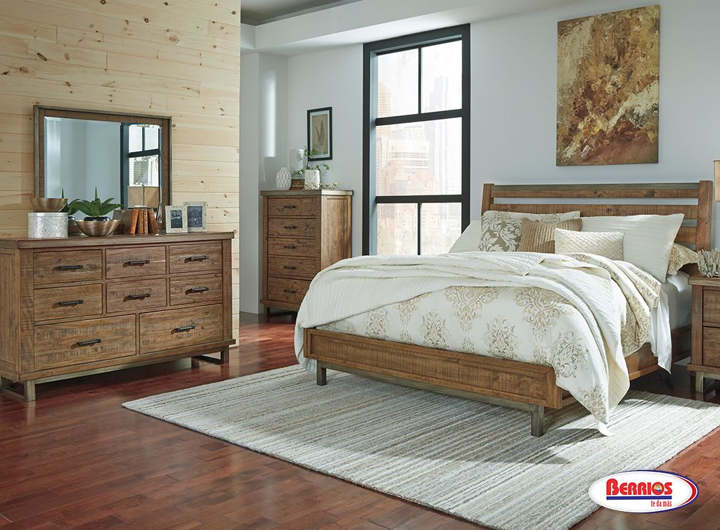 B663 Dondie Bedroom Sets - Berrios te da más | Bedroom | Master ...