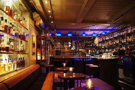 Bakgården Bar - Norways best coctail bar?