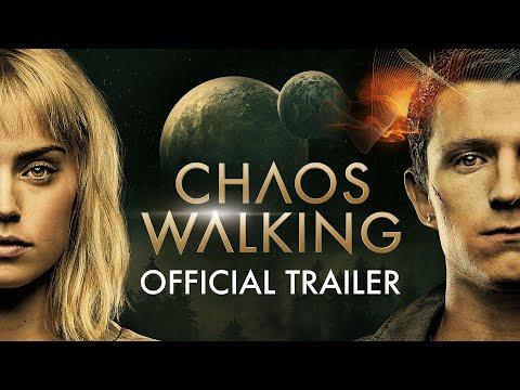Chaos Walking 2021 Movie Official Trailer Daisy Ridley Tom Holland Nick Jonas Youtube Chaos Walking Official Trailer Tom Holland
