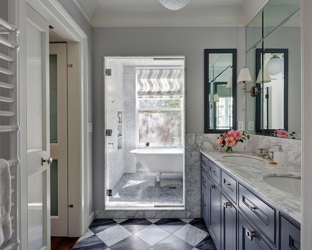 CWB Architects » JORALEMON TWIST White marble