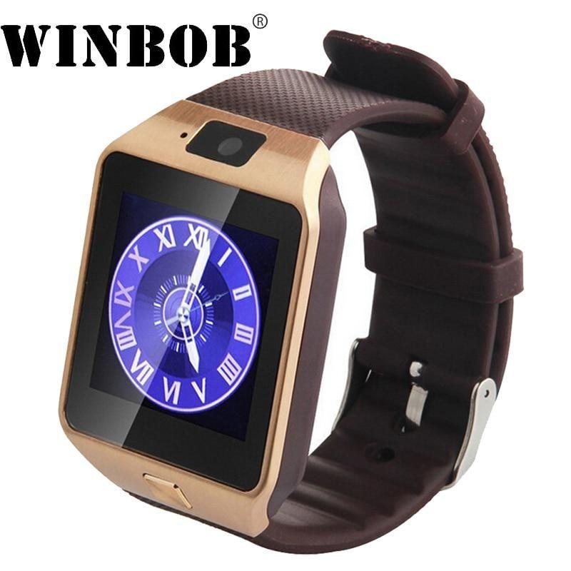 Bluetooth Smart Watch Smartwatch DZ09 Android Phone Call